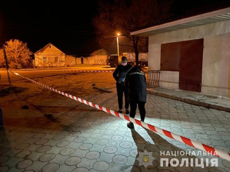 На Николаевщине ударом ножа в сердце убили 16-летнего парня (ФОТО, ВИДЕО)