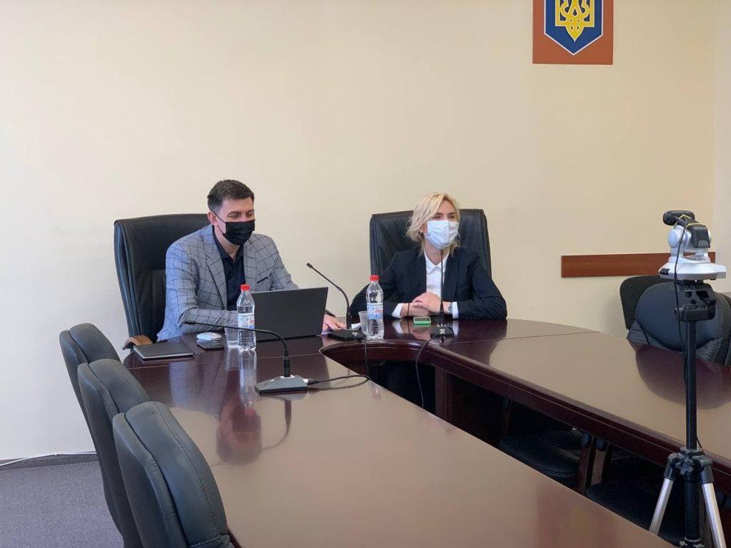 В Николаевском облсовете готовятся к проведению сессии онлайн (ФОТО) 3