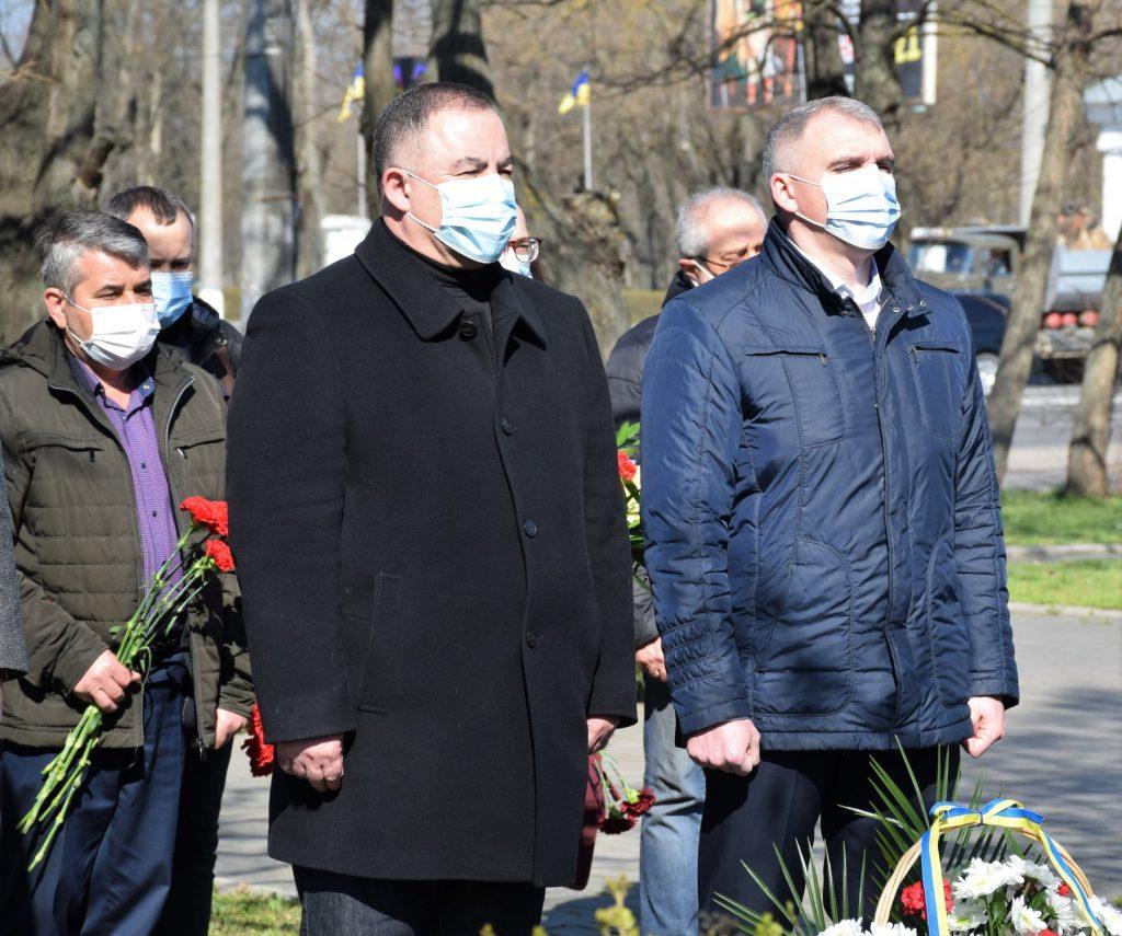 В Николаеве у «Шталаг-364» почтили память узников фашистских концлагерей (ФОТО) 3