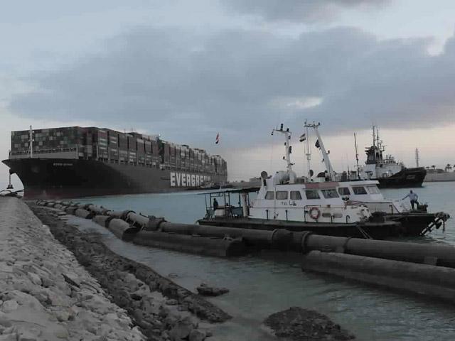 Египетский суд конфисковал контейнеровоз, 6 дней блокировавший Суэцкий канал, – судовладелец может его вернуть за $900 млн.