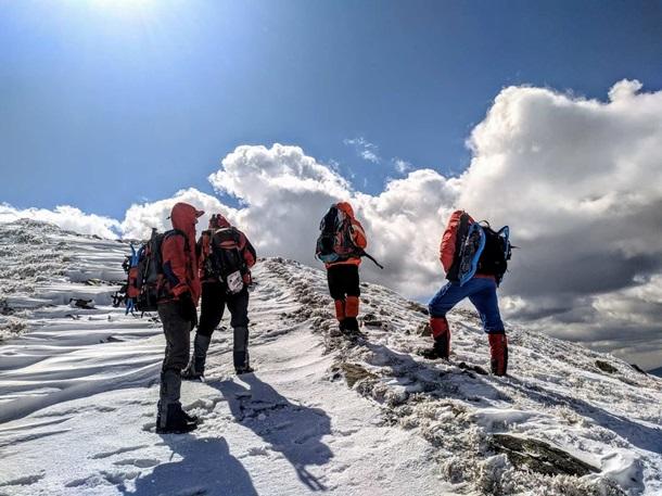 В Карпатах нашли тело туриста, пропавшего в горах в феврале (ФОТО)