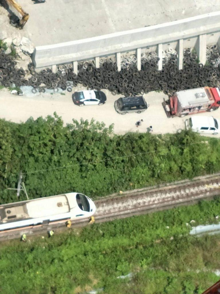 Авария скоростного поезда в подземном туннеле в Тайване: десятки погибших (ФОТО, ВИДЕО) 5