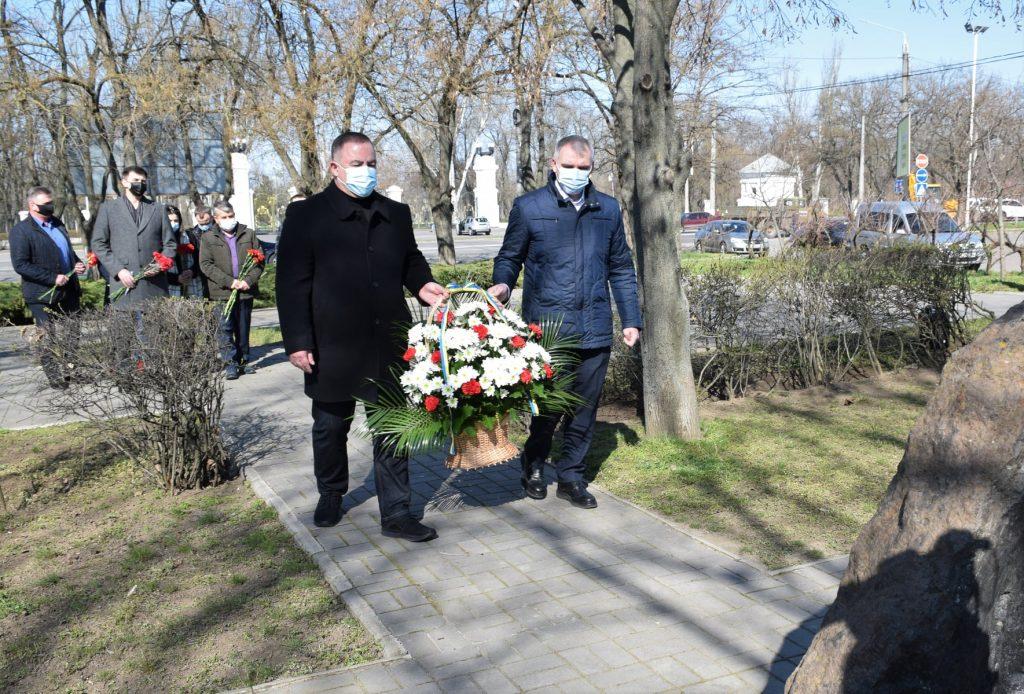 В Николаеве у «Шталаг-364» почтили память узников фашистских концлагерей (ФОТО) 5
