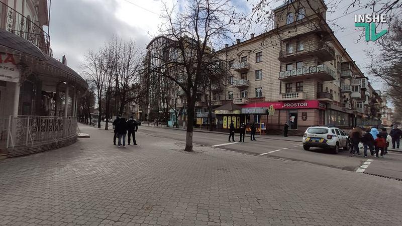 Внимание, в центре Николаева перекрыт перекресток - следственный эксперимент! (ДОБАВЛЕНО ФОТО) 13