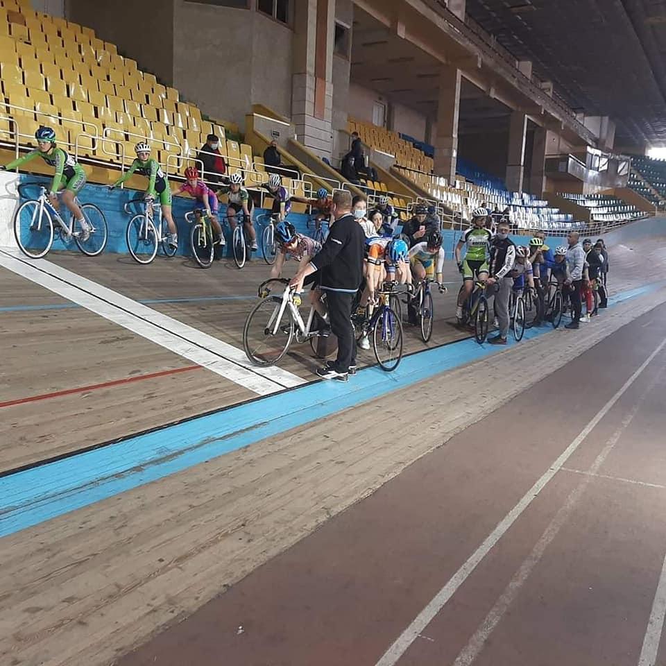 Николаевские спортсмены завоевали 28 медалей на чемпионате Украины по велоспорту на треке (ФОТО) 5