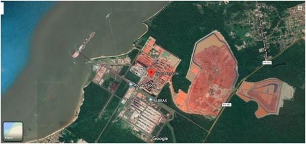 Журналисты сравнили спутниковые снимки разных глиноземных заводов. НГЗ - среди лучших (ФОТО) 5