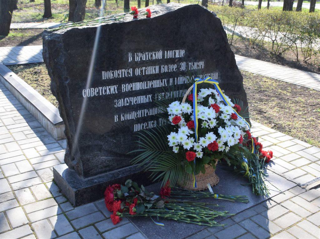 В Николаеве у «Шталаг-364» почтили память узников фашистских концлагерей (ФОТО) 7
