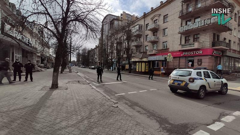 Внимание, в центре Николаева перекрыт перекресток - следственный эксперимент! (ДОБАВЛЕНО ФОТО) 15