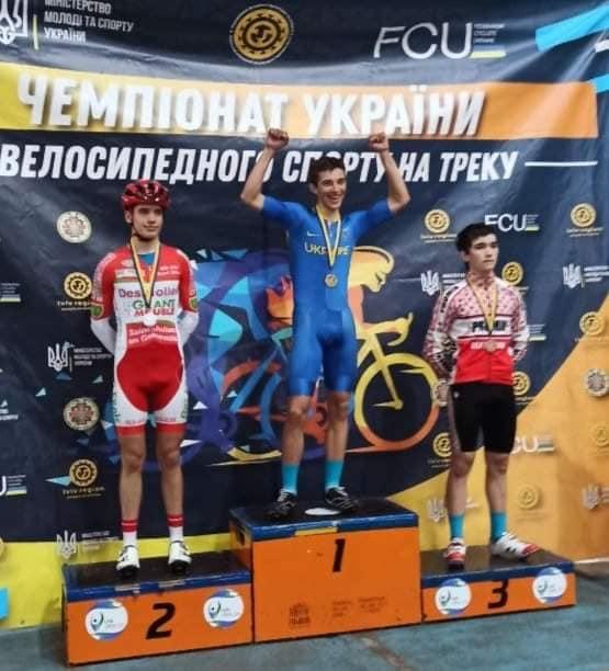 Николаевские спортсмены завоевали 28 медалей на чемпионате Украины по велоспорту на треке (ФОТО) 7