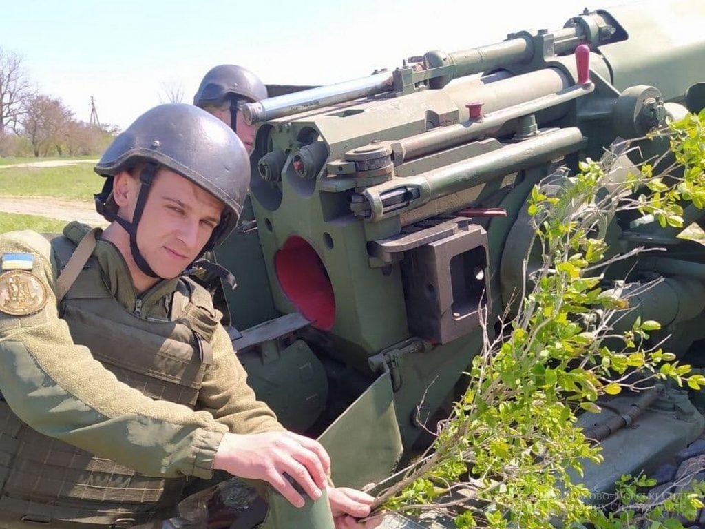 В Николаевской и Одесской областях артиллеристы ВМС учились прикрывать побережье (ФОТО) 7