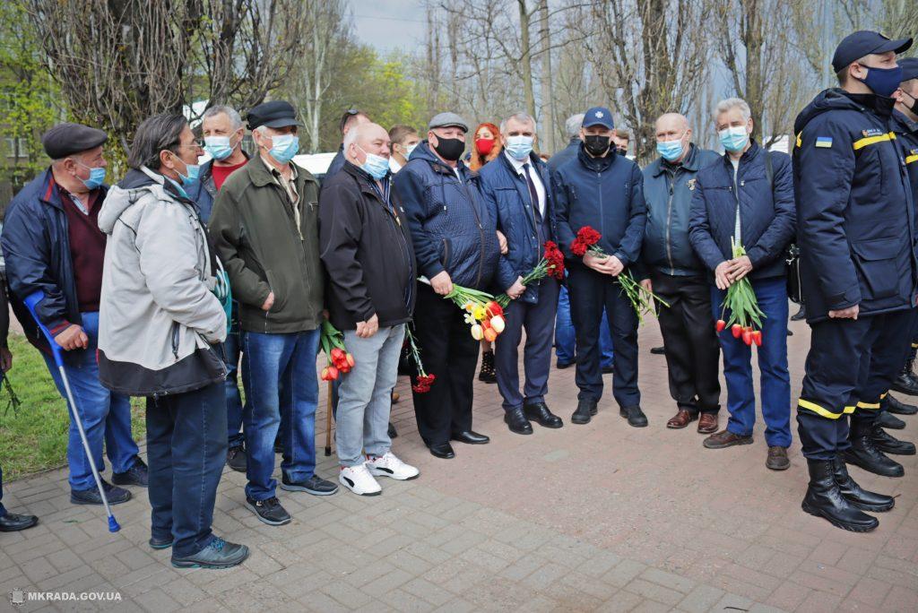 В Николаеве почтили память жертв аварии на Чернобыльской АЭС (ФОТО) 7