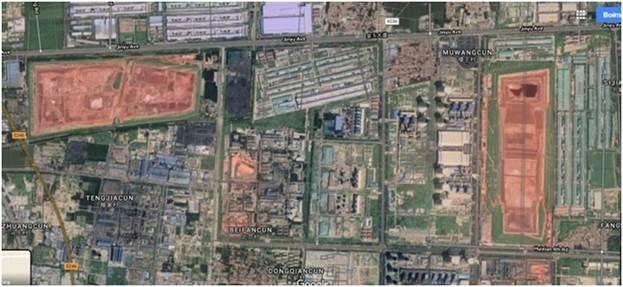 Журналисты сравнили спутниковые снимки разных глиноземных заводов. НГЗ - среди лучших (ФОТО) 7