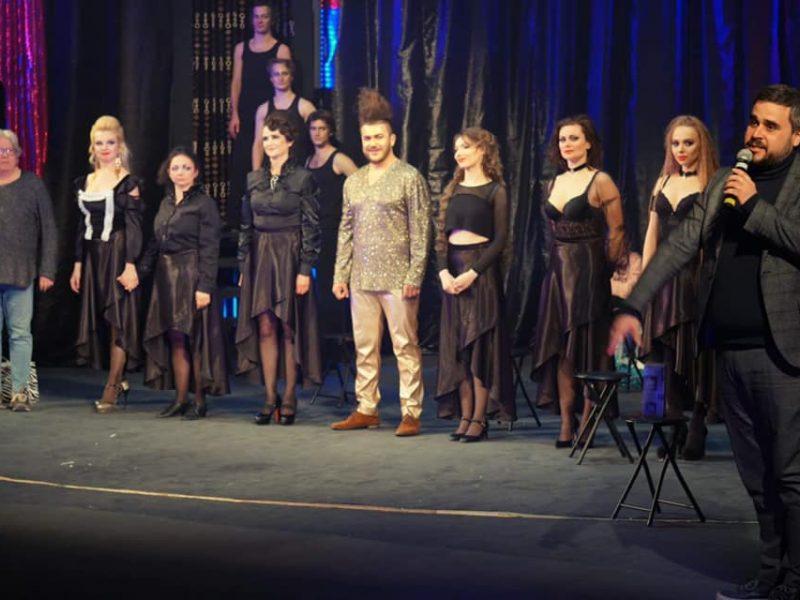 Из-за локдауна премьера спектакля Николаевского русдрамтеатра прошла в Кропивницком (ФОТО)