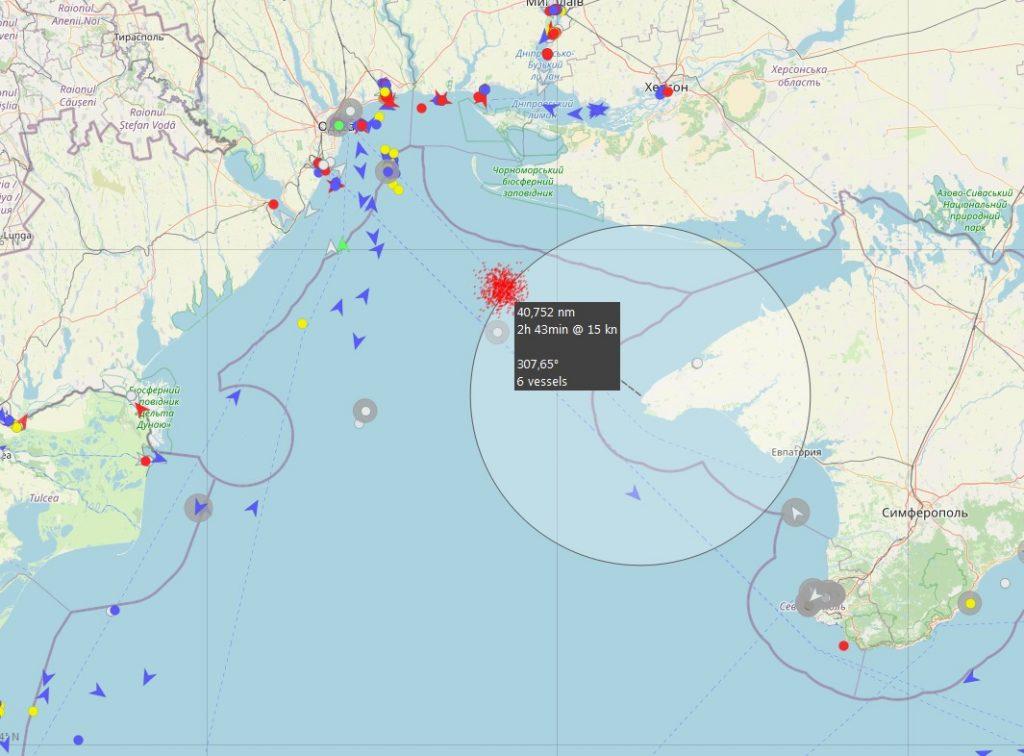 Задержанных ФСБ очаковских моряков обвинили в браконьерстве и присудили штраф в 257 тыс.рублей 7