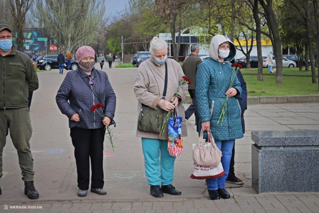 В Николаеве почтили память жертв аварии на Чернобыльской АЭС (ФОТО) 9