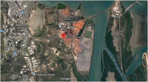 Журналисты сравнили спутниковые снимки разных глиноземных заводов. НГЗ - среди лучших (ФОТО) 9