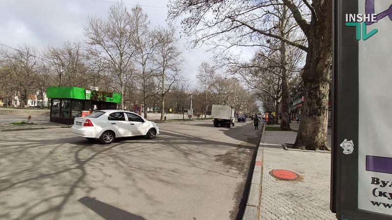 Внимание, в центре Николаева перекрыт перекресток - следственный эксперимент! (ДОБАВЛЕНО ФОТО) 19