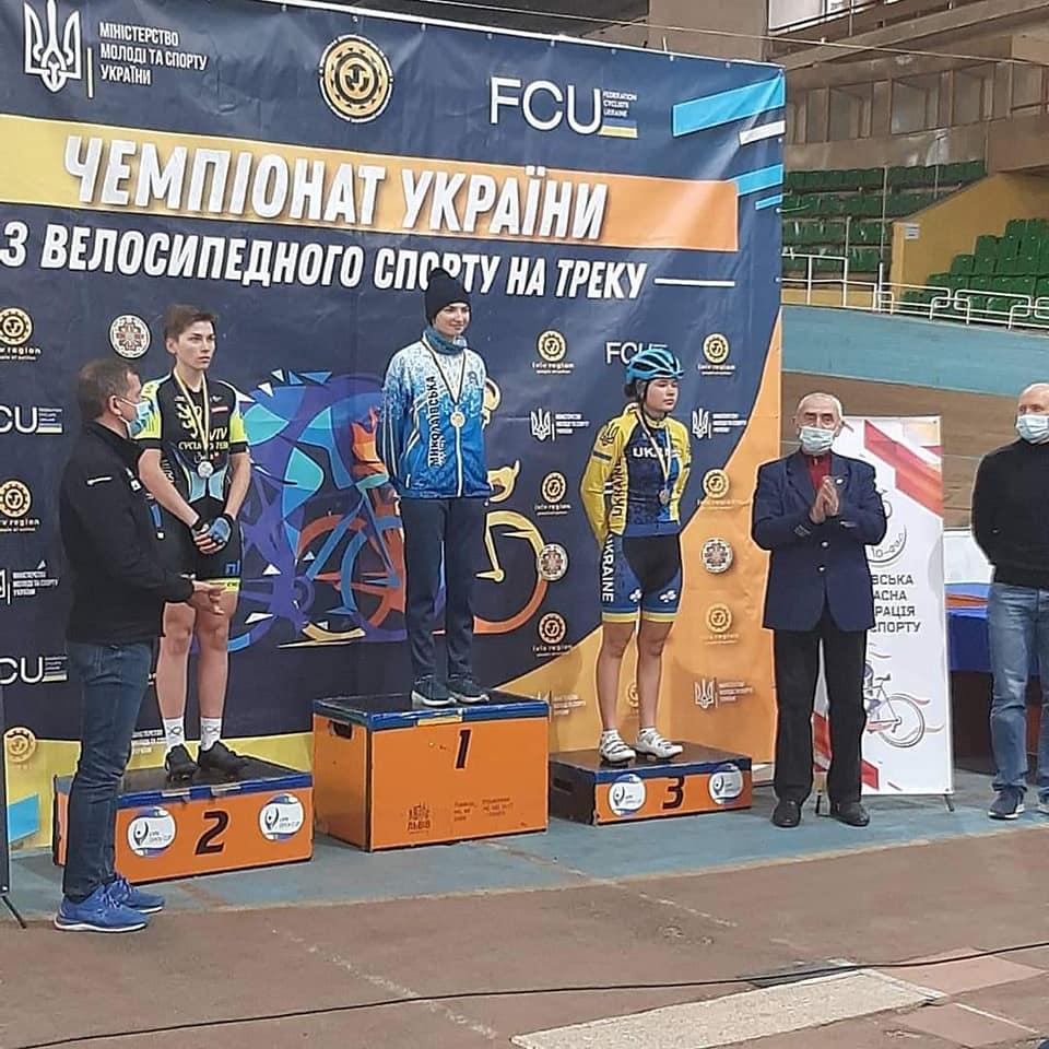 Николаевские спортсмены завоевали 28 медалей на чемпионате Украины по велоспорту на треке (ФОТО) 11