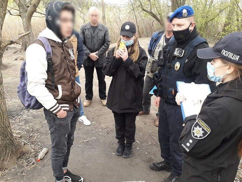 В Николаеве нацгвардейцы задержали несовершеннолетнего распространителя наркотиков (ФОТО)