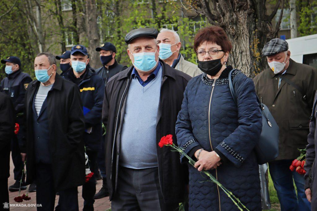 В Николаеве почтили память жертв аварии на Чернобыльской АЭС (ФОТО) 11