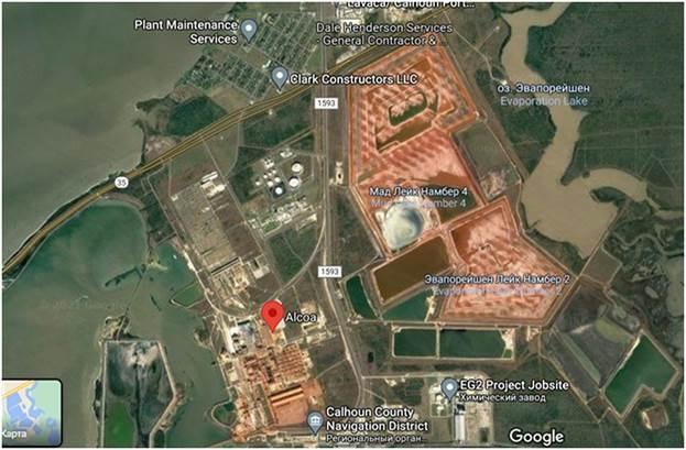 Журналисты сравнили спутниковые снимки разных глиноземных заводов. НГЗ - среди лучших (ФОТО) 11