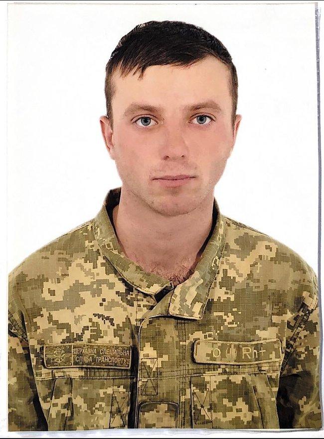 Завтра в Николаеве - прощание с морпехом Денисом Юшко, погибшим от пули снайпера на Донбассе 1