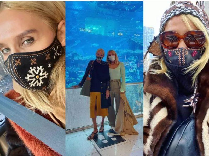 """""""Защитные маски"""" за $240? Они популярны у украинских селебрити. Но не защищают (ФОТО)"""