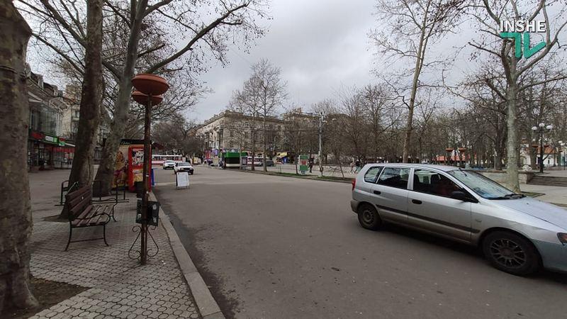 Внимание, в центре Николаева перекрыт перекресток - следственный эксперимент! (ДОБАВЛЕНО ФОТО) 21