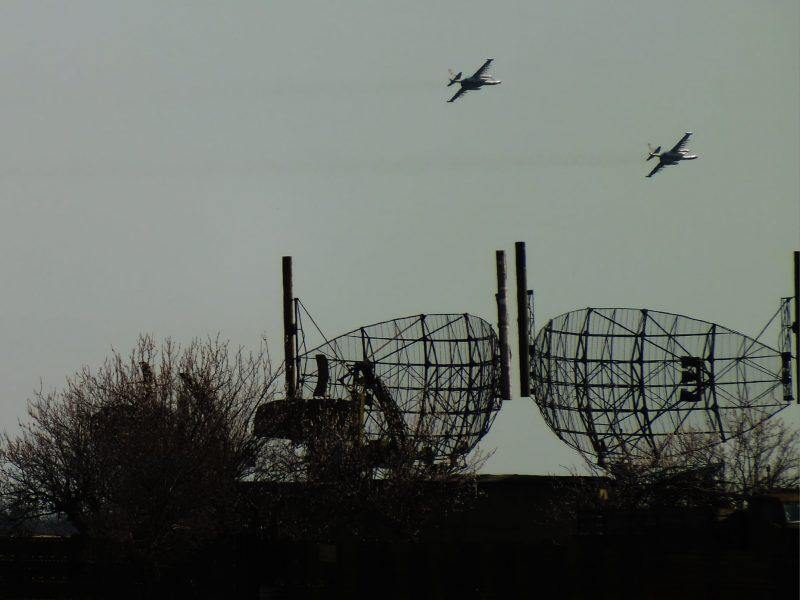 И днем, и ночью: в Николаеве прошли командирские полеты (ФОТО)