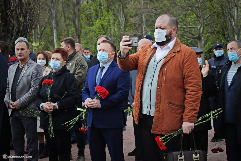 В Николаеве почтили память жертв аварии на Чернобыльской АЭС (ФОТО) 13