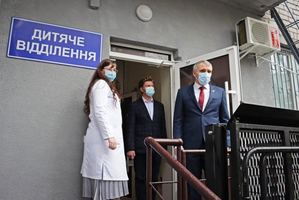 В Николаеве открыли новую семейную амбулаторию на «Северном» (ФОТО) 13