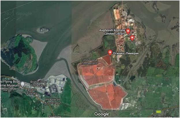 Журналисты сравнили спутниковые снимки разных глиноземных заводов. НГЗ - среди лучших (ФОТО) 13