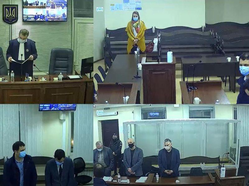 Брата судьи Вовка оставили под стражей, залог снизили вдвое (ВИДЕО)
