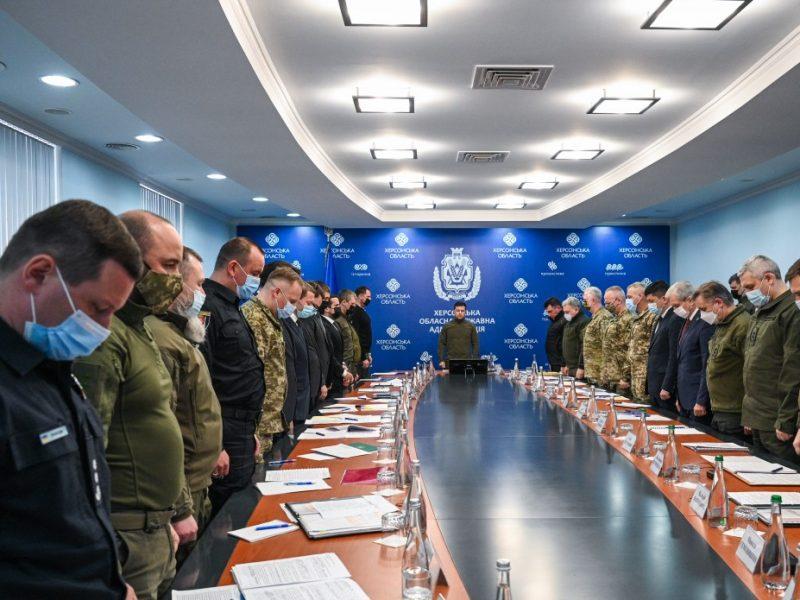 Посмотрел Зеленский на Юг Украины и сказал: надо собирать СНБО