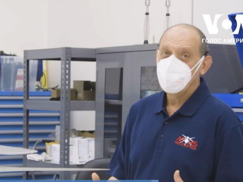 Украинский инженер стал одним из разработчиков вертолета для исследования Марса (ВИДЕО)
