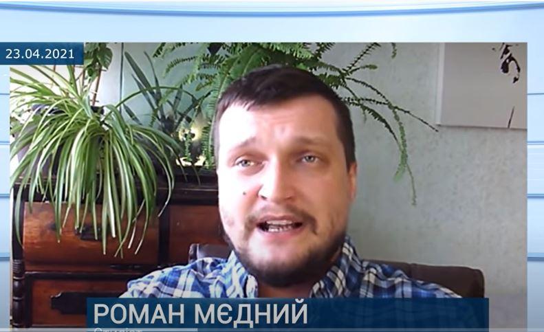 Известный украинский ведущий перезимовал в Донецке и рассказал о настроениях его жителей (ВИДЕО)