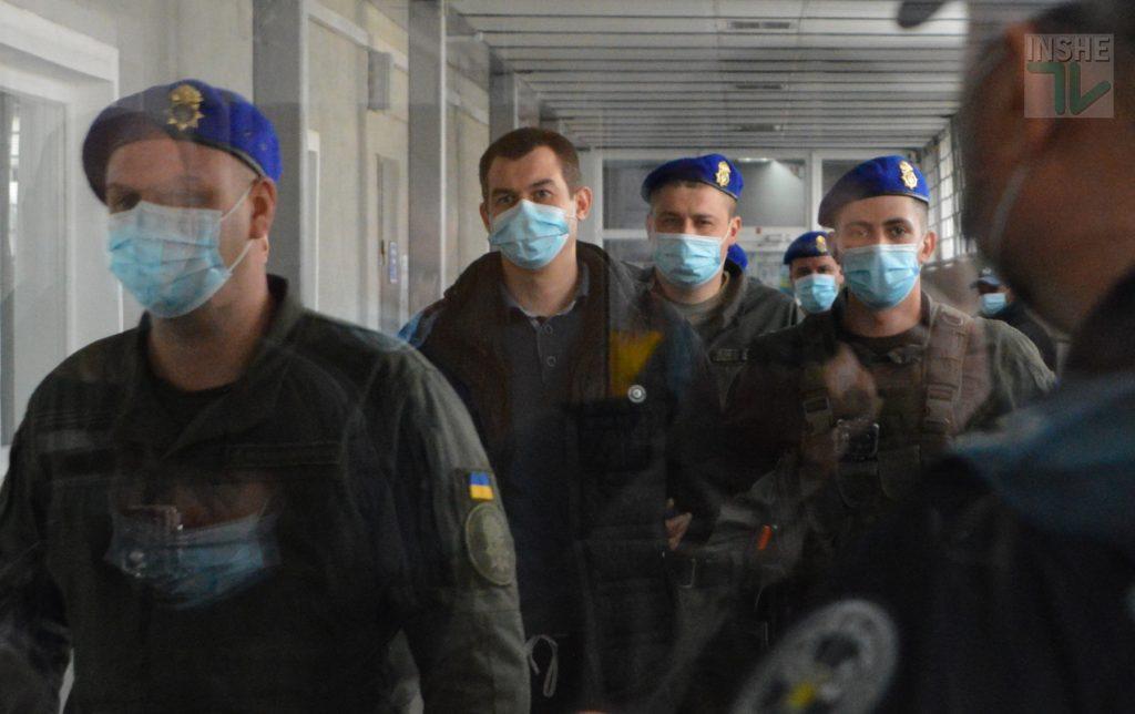 В Николаеве суд продолжает избирать меру пресечения подозреваемому в совершении смертельного ДТП Владиславу Аршинову (ФОТО и ВИДЕО) 1