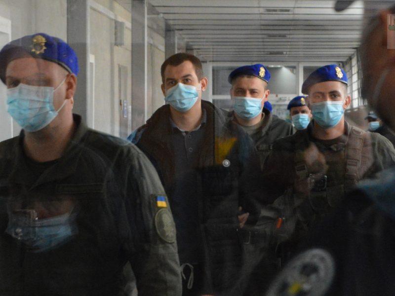 В Николаеве суд продолжает избирать меру пресечения подозреваемому в совершении смертельного ДТП Владиславу Аршинову (ФОТО и ВИДЕО)