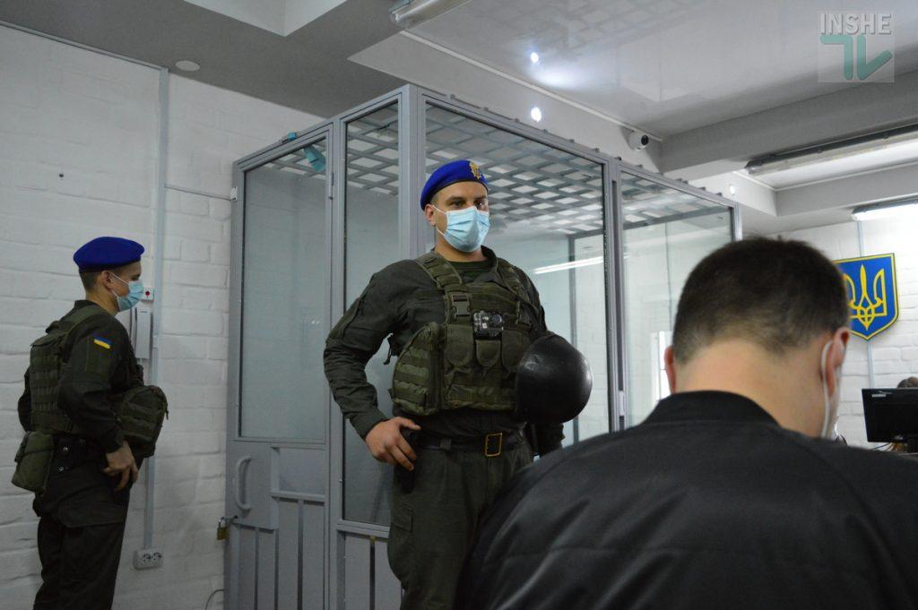 В Николаеве суд продолжает избирать меру пресечения подозреваемому в совершении смертельного ДТП Владиславу Аршинову (ФОТО и ВИДЕО) 3