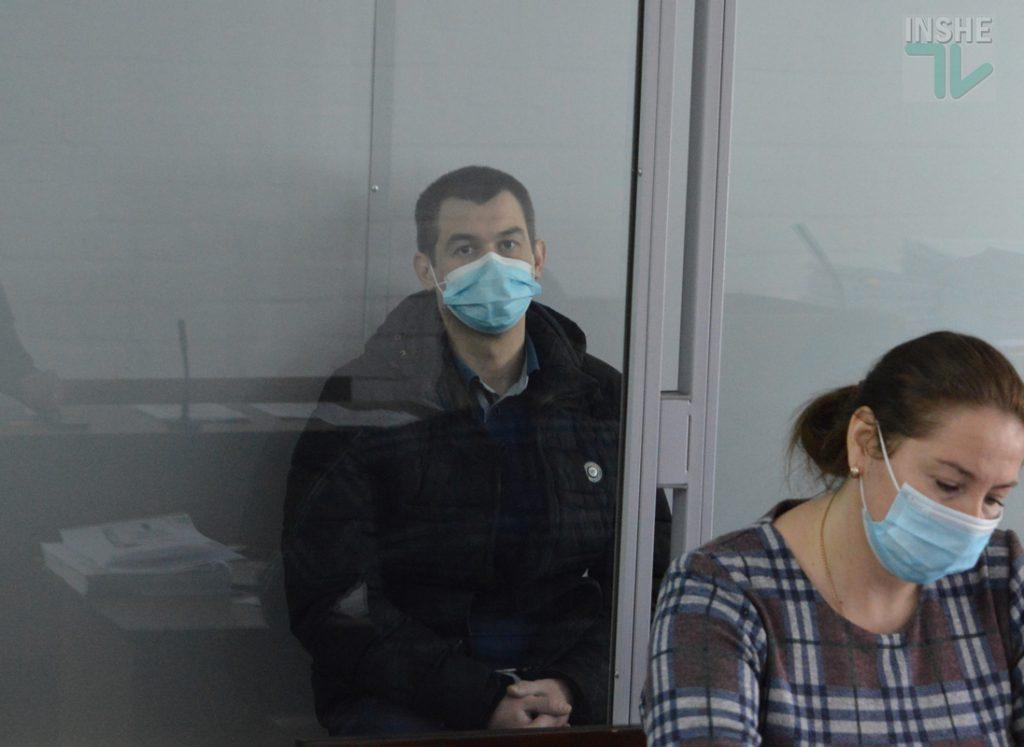 В Николаеве суд продолжает избирать меру пресечения подозреваемому в совершении смертельного ДТП Владиславу Аршинову (ФОТО и ВИДЕО) 7