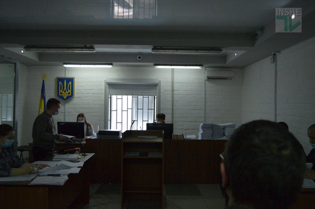 В Николаеве суд продолжает избирать меру пресечения подозреваемому в совершении смертельного ДТП Владиславу Аршинову (ФОТО и ВИДЕО) 13