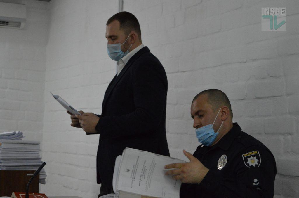 В Николаеве суд продолжает избирать меру пресечения подозреваемому в совершении смертельного ДТП Владиславу Аршинову (ФОТО и ВИДЕО) 15