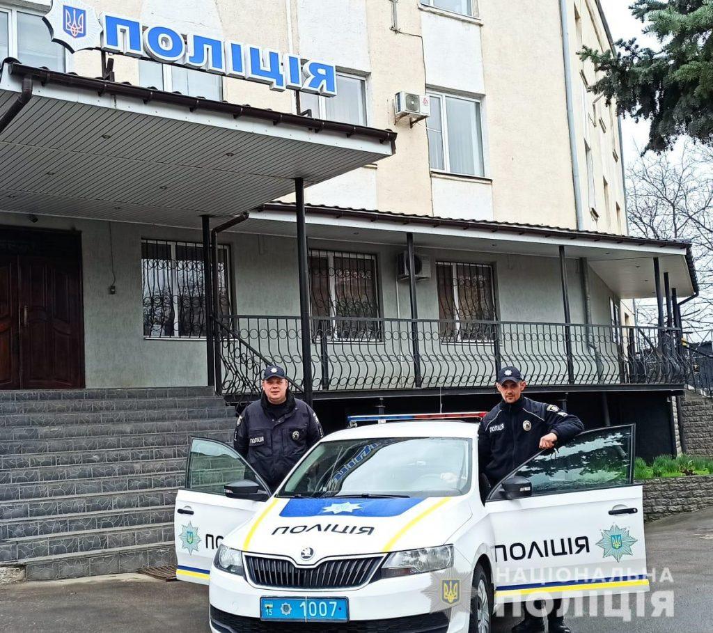 В Первомайске патрульные отговорили парня прыгать с 13-го этажа из-за ссоры с девушкой (ФОТО, ВИДЕО) 1