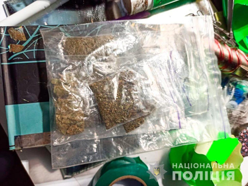 В Николаеве у наркозакладчицы изъяли наркотиков на 150 тыс.грн. (ФОТО, ВИДЕО) 11