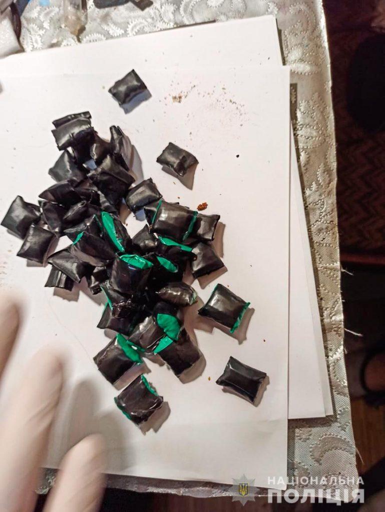 В Николаеве у наркозакладчицы изъяли наркотиков на 150 тыс.грн. (ФОТО, ВИДЕО) 13