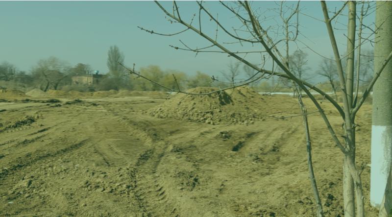 Завоз глины в парк Богоявленский в Николаеве нанес ущерб в 2,2 млн.грн., – эконинспекция