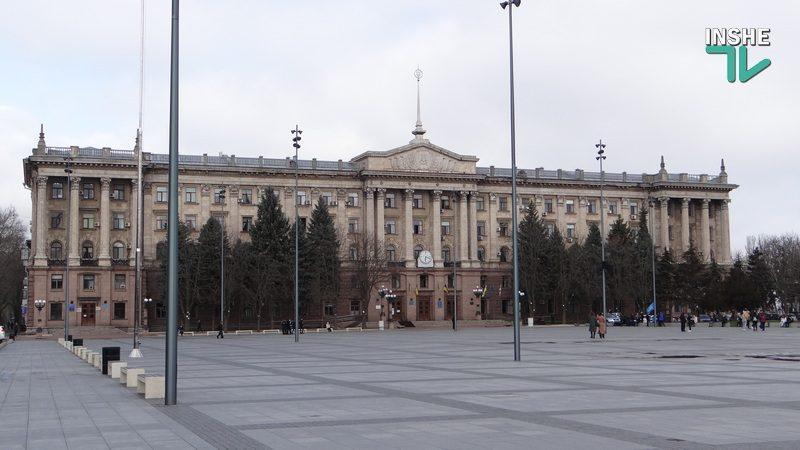 Сессию Николаевского горсовета снова перенесли (ДОКУМЕНТ)
