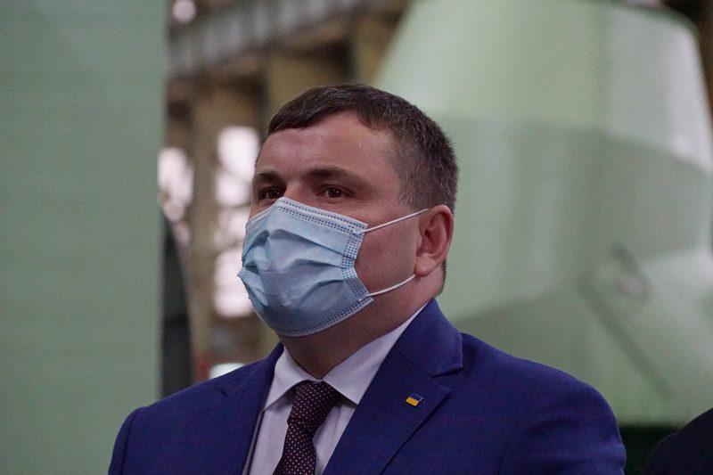 «Укроборонпром» хочет создать на базе Николаевского судостроительного завода индустриальный парк
