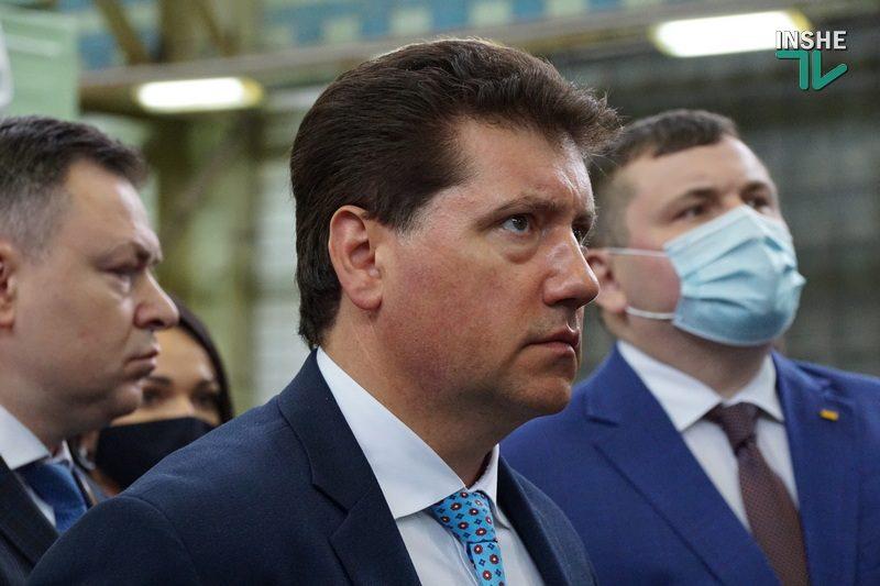 «Я не боюсь ответственности»: новый директор николаевской «Зори»-«Машпроекта» Алексей Жуковец (ФОТО, ВИДЕО)