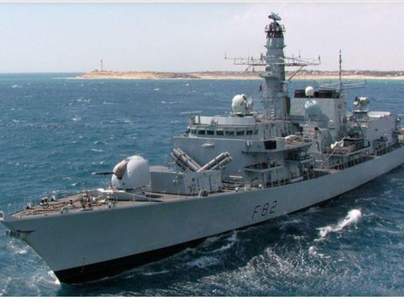 Раз США передумали. Великобритания отправит военные корабли в Черное море